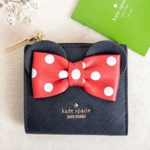 kate spade Disney for minnie mouse adalyn wallet